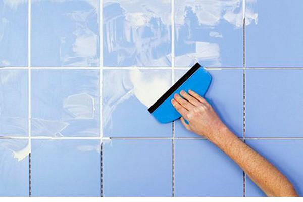 How to grout ceramic tiles